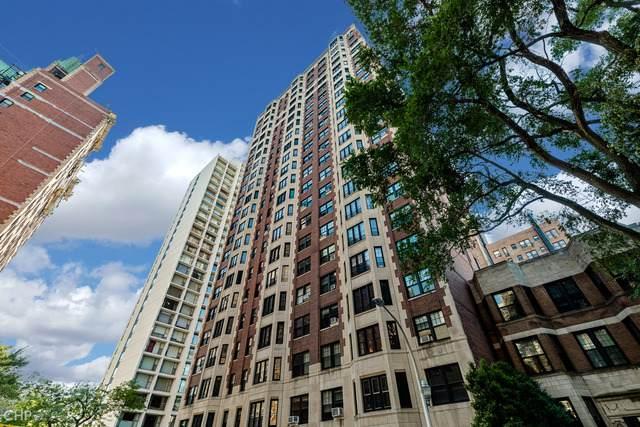 421 W Melrose Street 10A, Chicago, IL 60657 (MLS #10882365) :: Helen Oliveri Real Estate