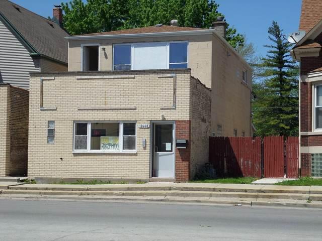 12448 Western Avenue, Blue Island, IL 60406 (MLS #10882366) :: Littlefield Group