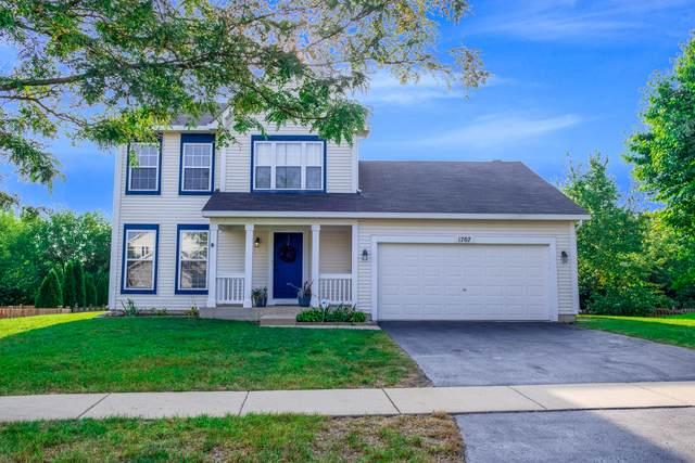1707 William Drive, Romeoville, IL 60446 (MLS #10882375) :: RE/MAX IMPACT