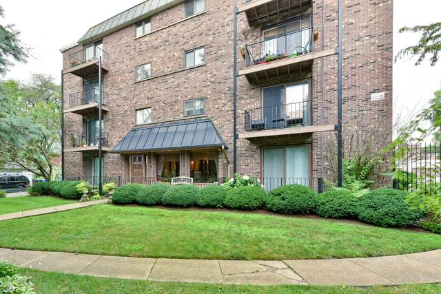 2218 N Newland Avenue #305, Chicago, IL 60707 (MLS #10882380) :: Property Consultants Realty