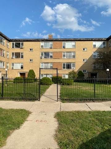 6127 N Seeley Avenue 1C, Chicago, IL 60659 (MLS #10882392) :: Property Consultants Realty