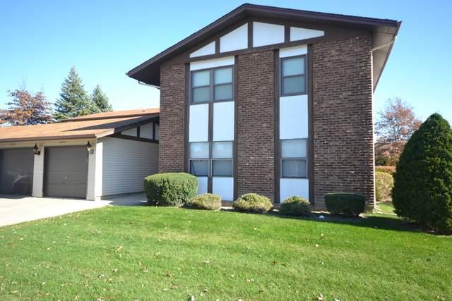19203 Elm Drive #142, Country Club Hills, IL 60478 (MLS #10882405) :: John Lyons Real Estate