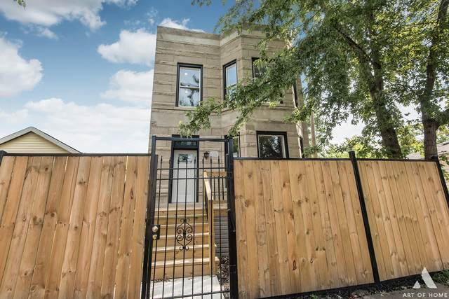 613 N Christiana Avenue, Chicago, IL 60624 (MLS #10882415) :: Littlefield Group