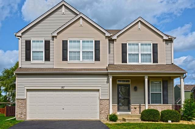 187 E Meadow Drive, Cortland, IL 60112 (MLS #10882441) :: John Lyons Real Estate