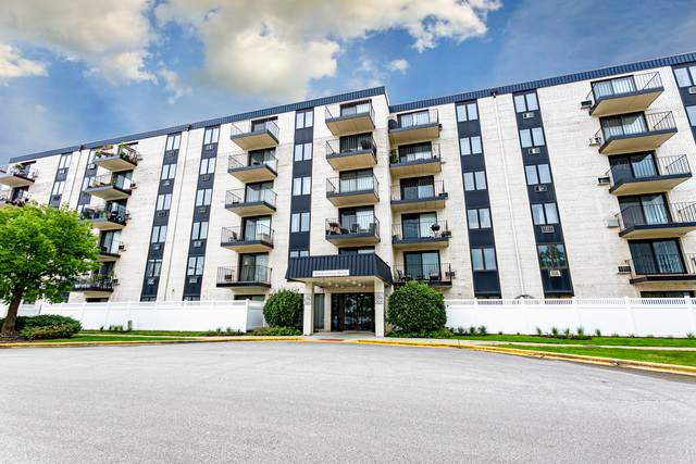 9118 W Elmwood Drive 6N, Niles, IL 60714 (MLS #10882507) :: Littlefield Group