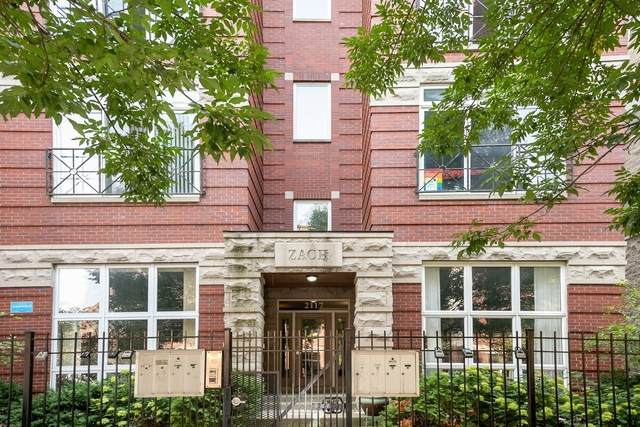 2117 W Rice Street 3W, Chicago, IL 60622 (MLS #10882521) :: Helen Oliveri Real Estate