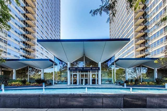 3550 N Lake Shore Drive #2707, Chicago, IL 60657 (MLS #10882541) :: Helen Oliveri Real Estate