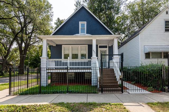 901 W 50TH Street, Chicago, IL 60609 (MLS #10882544) :: John Lyons Real Estate