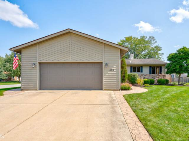 408 Freemont Street, Yorkville, IL 60560 (MLS #10882570) :: The Wexler Group at Keller Williams Preferred Realty