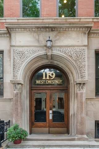 119 W Chestnut Street 4E, Chicago, IL 60610 (MLS #10882586) :: Helen Oliveri Real Estate