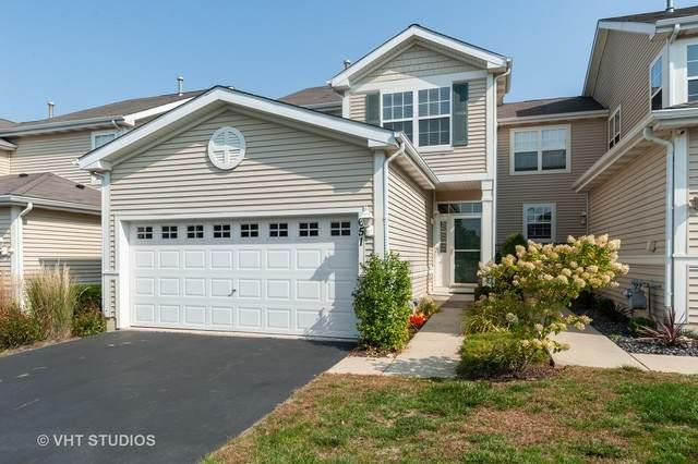 651 N Fox Trail #651, Round Lake, IL 60073 (MLS #10882599) :: John Lyons Real Estate