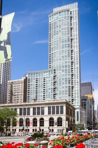 130 N Garland Court P4-109, Chicago, IL 60602 (MLS #10882625) :: Property Consultants Realty