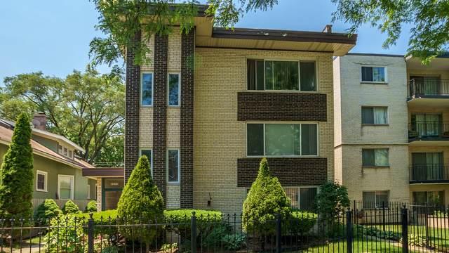 7070 N Ridge Boulevard 1B, Chicago, IL 60645 (MLS #10882627) :: Property Consultants Realty