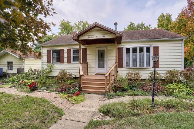 1409 W Green Street, Champaign, IL 61821 (MLS #10882688) :: Littlefield Group