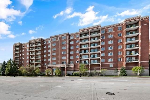 650 S Des Plaines River Road #709, Des Plaines, IL 60016 (MLS #10882698) :: Helen Oliveri Real Estate