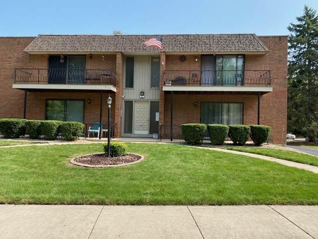 623 N Carroll Parkway #101, Glenwood, IL 60425 (MLS #10882764) :: John Lyons Real Estate