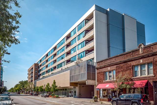 900 Chicago Avenue #507, Evanston, IL 60202 (MLS #10882794) :: The Wexler Group at Keller Williams Preferred Realty