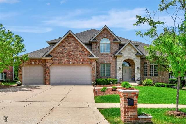 15700 Heatherglen Drive, Orland Park, IL 60462 (MLS #10882825) :: John Lyons Real Estate