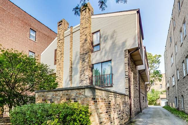 636 W Buckingham Place F, Chicago, IL 60657 (MLS #10882852) :: Property Consultants Realty