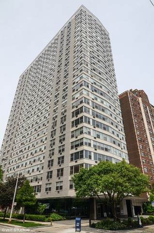 3900 N Lake Shore Drive 20J, Chicago, IL 60613 (MLS #10882899) :: Property Consultants Realty