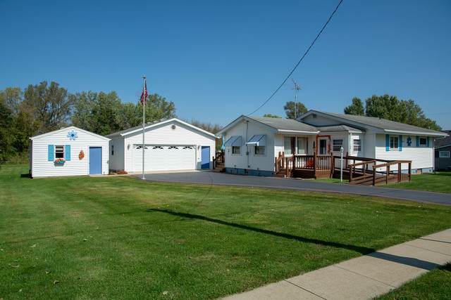 306 E 1st Street, Leaf River, IL 61047 (MLS #10882937) :: Property Consultants Realty