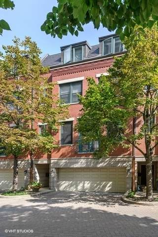 489 N Canal Street, Chicago, IL 60654 (MLS #10882979) :: John Lyons Real Estate