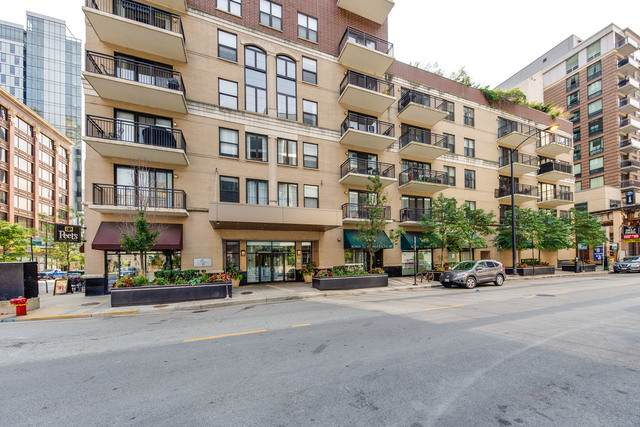 41 E 8TH Street 4C, Chicago, IL 60605 (MLS #10882982) :: Property Consultants Realty