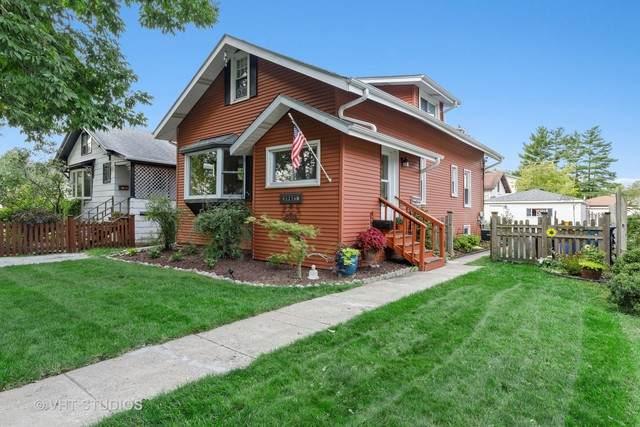 1234 Center Street, Des Plaines, IL 60018 (MLS #10882993) :: Helen Oliveri Real Estate