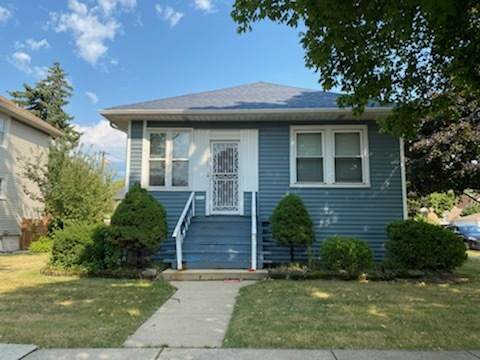 2645 S 61st Avenue, Cicero, IL 60804 (MLS #10883017) :: John Lyons Real Estate