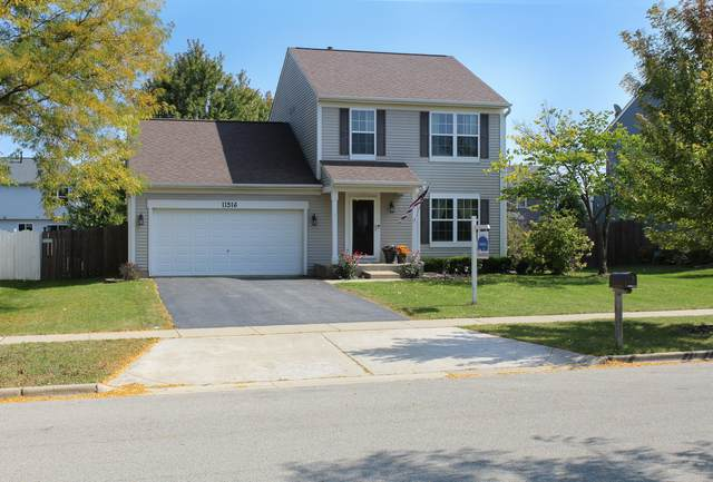 11516 Bethel Avenue, Huntley, IL 60142 (MLS #10883047) :: Property Consultants Realty