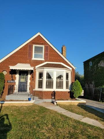 10941 S Green Street, Chicago, IL 60643 (MLS #10883067) :: John Lyons Real Estate