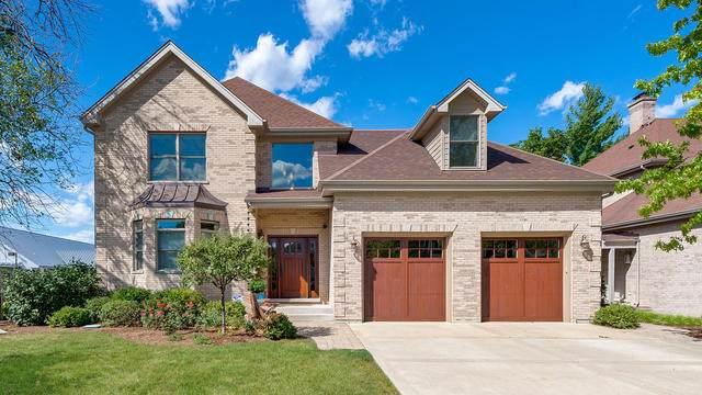 446 Lynn Court, Clarendon Hills, IL 60514 (MLS #10883068) :: John Lyons Real Estate
