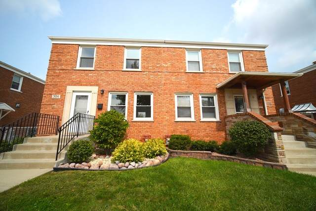 5154 W 64th Place, Chicago, IL 60638 (MLS #10883080) :: John Lyons Real Estate