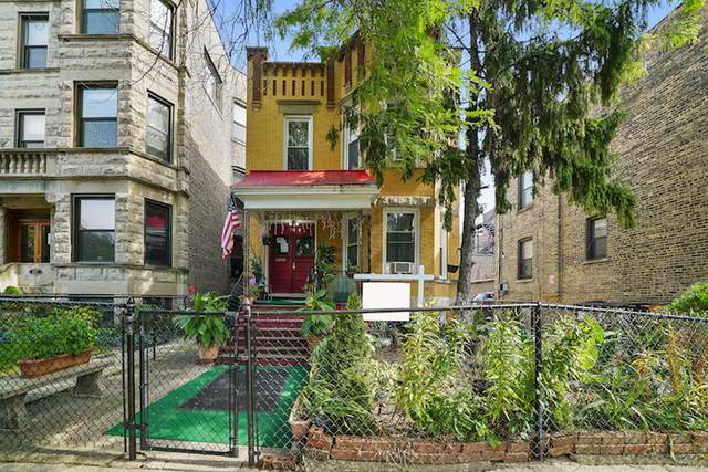 3815 N Lakewood Avenue, Chicago, IL 60613 (MLS #10883082) :: Property Consultants Realty