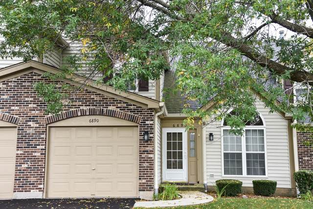 6890 Hampton Circle, Gurnee, IL 60031 (MLS #10883089) :: John Lyons Real Estate