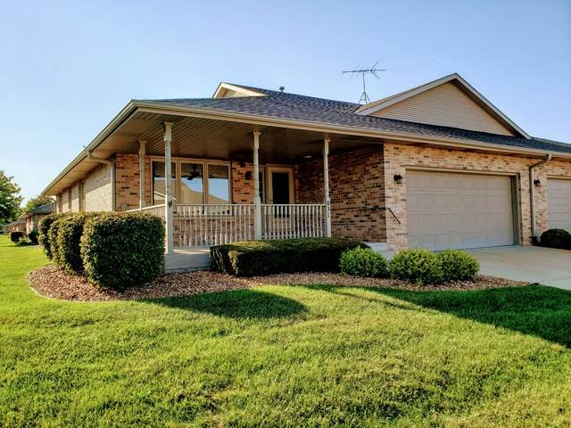 831 Wyndstone Drive, Elwood, IL 60421 (MLS #10883097) :: Property Consultants Realty