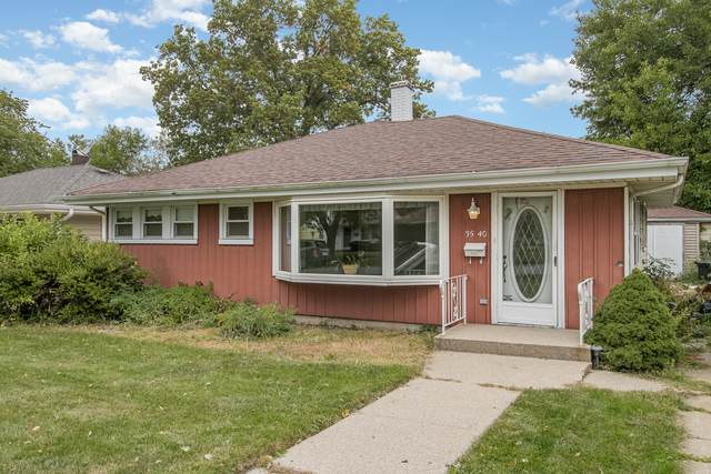 3540 Jackson Street, Lansing, IL 60438 (MLS #10883108) :: Property Consultants Realty