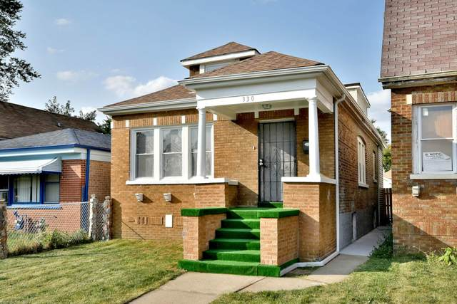 330 W 102nd Place, Chicago, IL 60628 (MLS #10883120) :: Property Consultants Realty