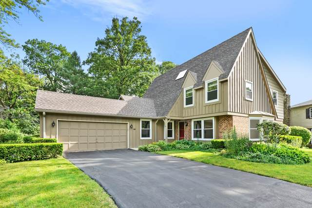 46 Windsor Drive, Lincolnshire, IL 60069 (MLS #10883149) :: Littlefield Group