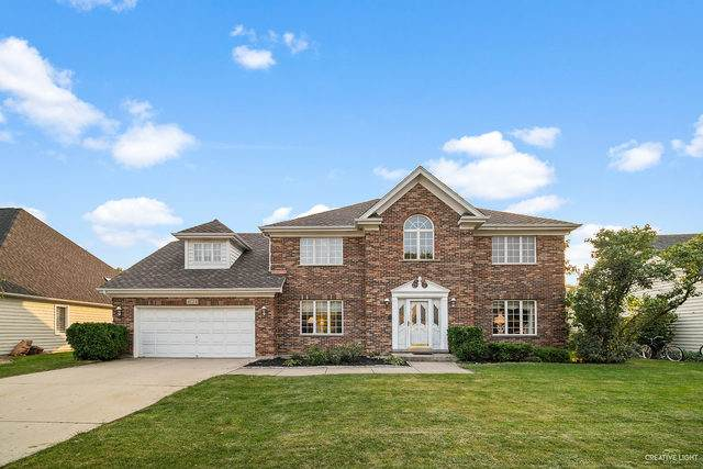 4124 Kingshill Circle, Naperville, IL 60564 (MLS #10883155) :: Ryan Dallas Real Estate