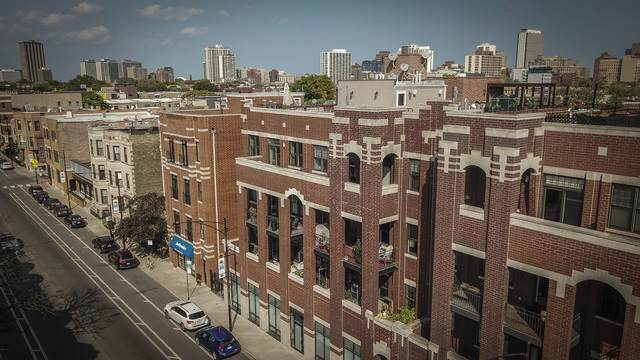 2905 N Halsted Street #401, Chicago, IL 60657 (MLS #10883181) :: Property Consultants Realty