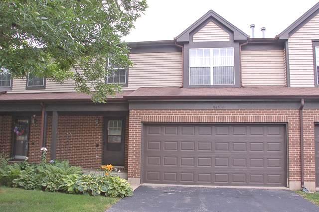 943 Old Oak Circle, Algonquin, IL 60102 (MLS #10883192) :: John Lyons Real Estate