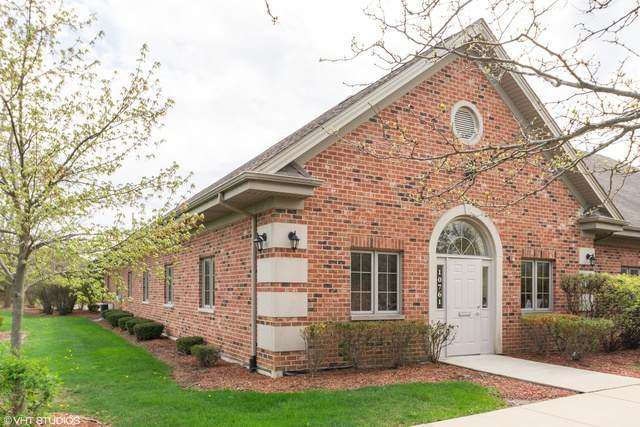 10761 163rd Place 1B, Orland Park, IL 60467 (MLS #10883252) :: John Lyons Real Estate