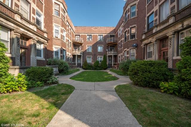832 E Drexel Square 2ND, Chicago, IL 60615 (MLS #10883289) :: Littlefield Group