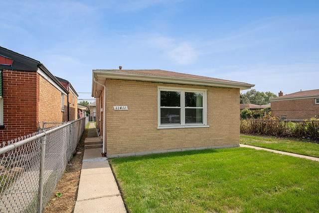 11411 S May Street, Chicago, IL 60643 (MLS #10883316) :: John Lyons Real Estate