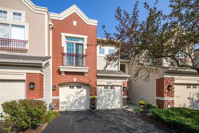 3317 Rosecroft Lane #3317, Naperville, IL 60564 (MLS #10883321) :: Ryan Dallas Real Estate