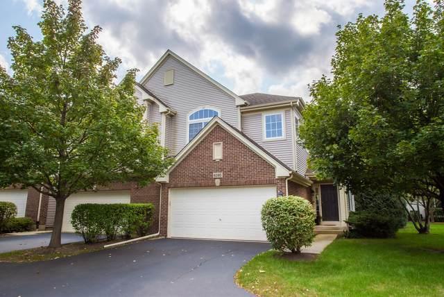 6105 Canterbury Lane 30-5, Hoffman Estates, IL 60192 (MLS #10883323) :: Littlefield Group