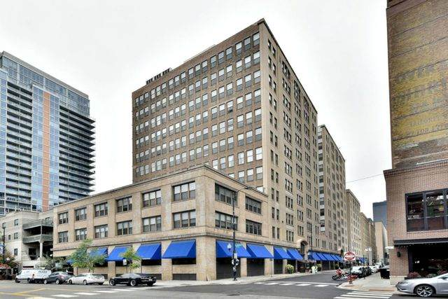 780 S Federal Street #908, Chicago, IL 60605 (MLS #10883404) :: Property Consultants Realty