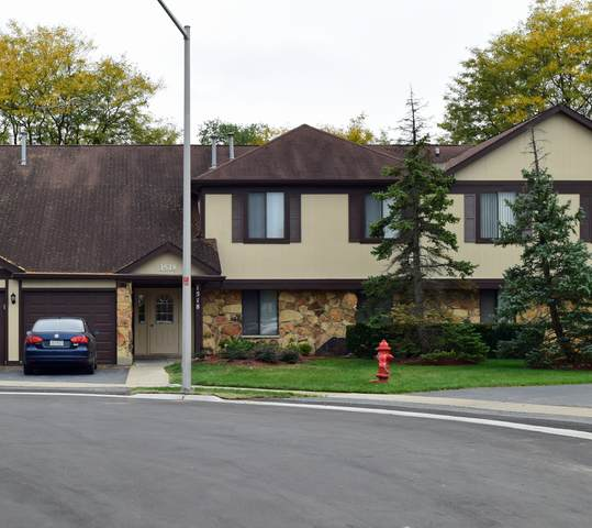 1518 Harbour Court 2B, Schaumburg, IL 60193 (MLS #10883422) :: John Lyons Real Estate