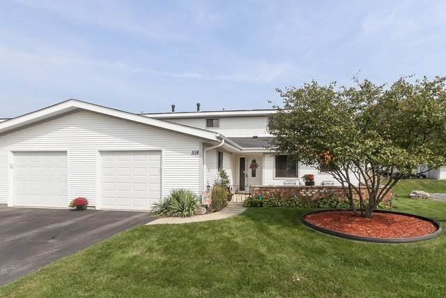 1118 Swansea Court, Schaumburg, IL 60193 (MLS #10883438) :: Property Consultants Realty